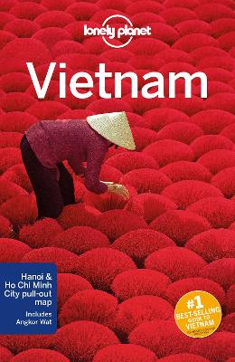 Lonely Planet Vietnam book