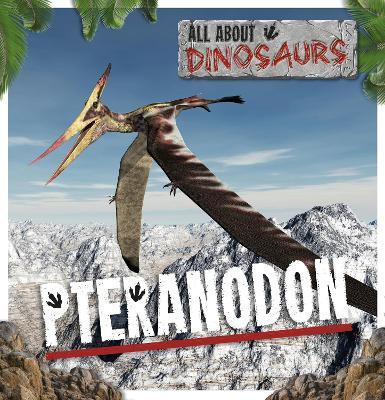 Pteranodon by Mignonne Gunasekara