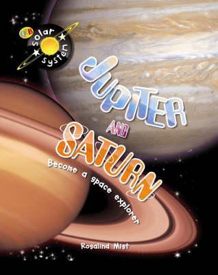 Jupiter and Saturn by Rosalind Mist