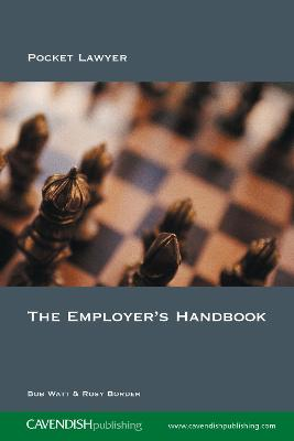 The Employer's Handbook by Bob Watt