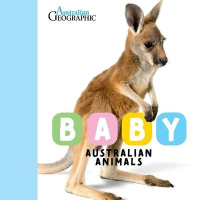 Baby Australian Animals by