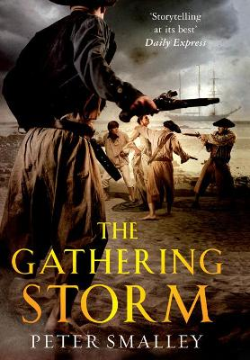 Gathering Storm by Peter Smalley