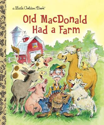 Old MacDonald Had a Farm by No Author Details