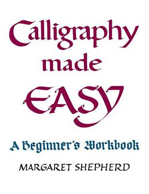 Calligraphy Made Easy book