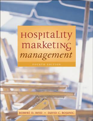 Hospitality Marketing Management: WITH NRAEF Workbook by Robert D. Reid