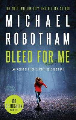Bleed For Me book