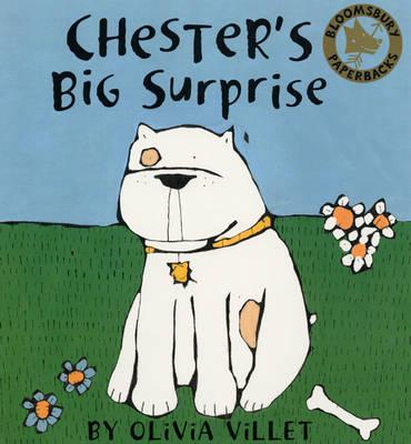 Chester's Big Surprise by Olivia Villet