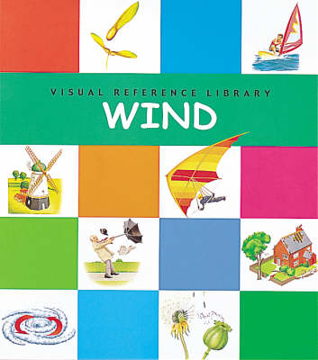 Wind by Joy Palmer