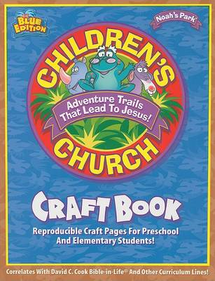 Childern's Church Craft Book by Doug Schmidt