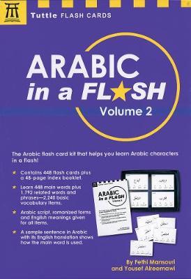Arabic in a Flash: Volume 2 by Fethi Mansouri