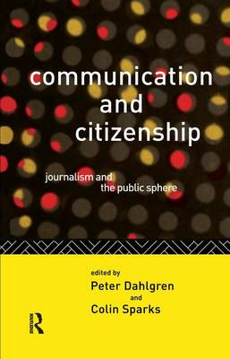 Communication and Citizenship book