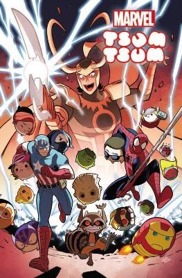 Marvel Tsum Tsum: Takeover! by Jacob Chabot