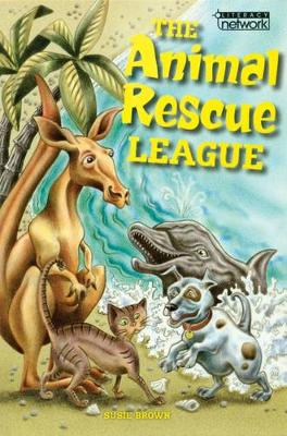 Animal Rescue League Topic Book by Susie Brown