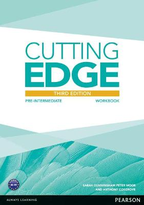 Cutting Edge Pre-Intermediate Workbook Without Key by Anthony Cosgrove