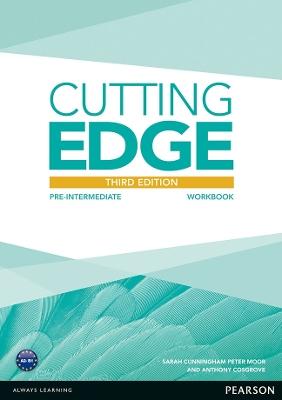 Cutting Edge Pre-Intermediate Workbook Without Key book