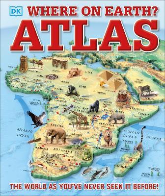 Where on Earth? Atlas book