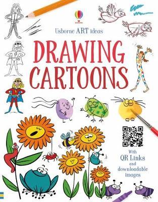 Drawing Cartoons book