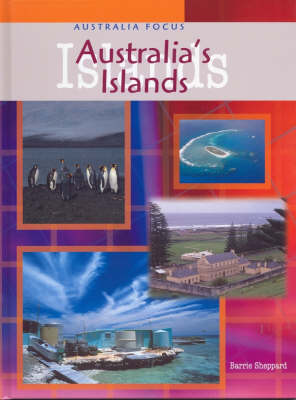 Australia's Islands by Barrie Sheppard