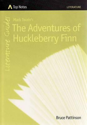 Mark Twain's The Adventures of Huckleberry Finn by Mark Twain