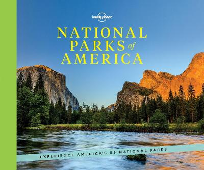 National Parks of America book