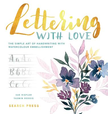 Lettering with Love by S. Hiepler