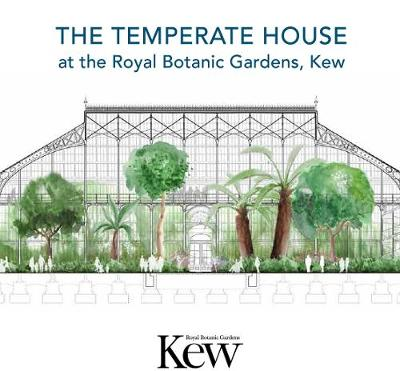 Temperate House at the Royal Botanic Gardens - Kew, The by Michelle Payne