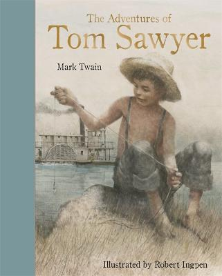 The The Adventures Of Tom Sawyer by Mark Twain
