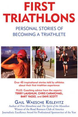 First Triathlons by Gail Waesche Kislevitz