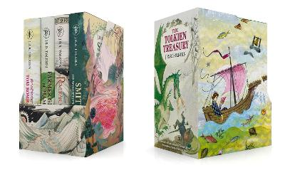 The Tolkien Treasury: Roverandom, Farmer Giles of Ham, The Adventures of Tom Bombadil, Smith of Wootton Major by J. R. R. Tolkien