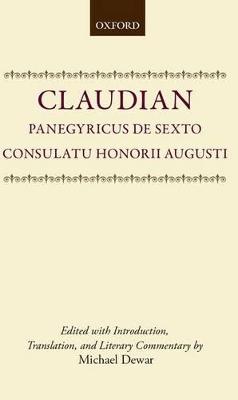 Panegyricus de Sexto Consulatu Honorii Augusti by Claudian