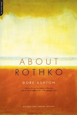 About Rothko book