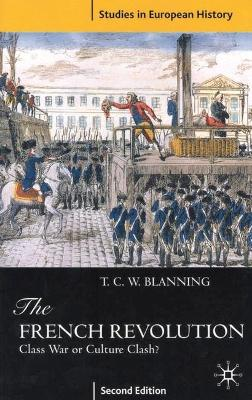 French Revolution by T. C. W. Blanning