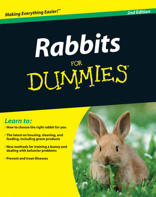 Rabbits For Dummies book