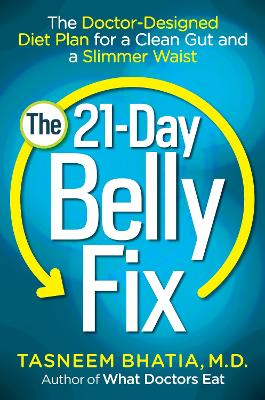 The Belly Fix by Dr. Tasneem Bhatia