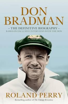 Don Bradman book