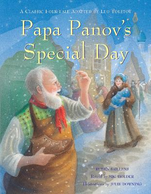 Papa Panov's Special Day by Mig Holder