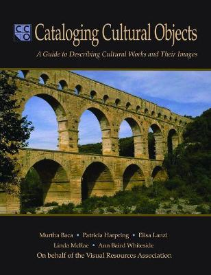 Cataloging Cultural Objects by Murtha Baca