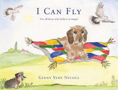 'I CAN FLY' by Ginny Vere Nicoll