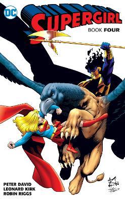 Supergirl Book Four book