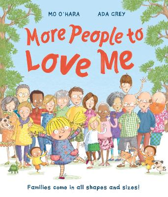 More People to Love Me book