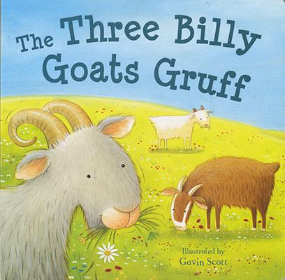 The Three Billy Goats Gruff by null