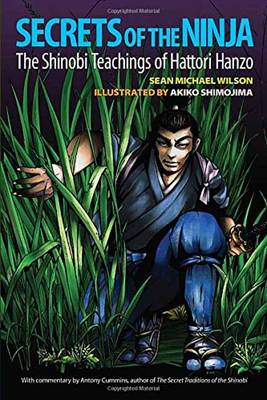 Secrets Of The Ninja book
