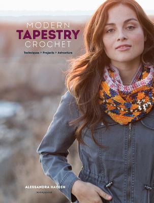 Modern Tapestry Crochet book