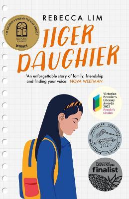 Tiger Daughter book
