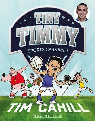 Tiny Timmy #13: Sports Carnival! book