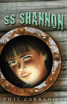 Saving SS Shannon by Phil Carradice