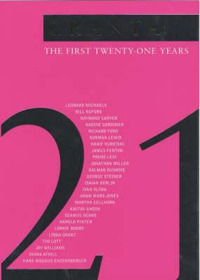 Granta Magazine 21st Anthology by Cecily Gayford
