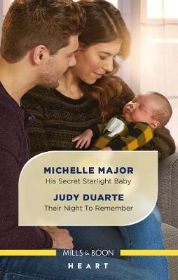 His Secret Starlight Baby/Their Night To Remember book