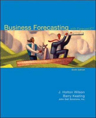 Business Forecasting by Barry P. Keating