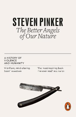 Better Angels of Our Nature book